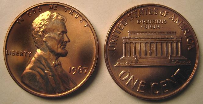 Special Mint Set (SMS) Lincoln Cents