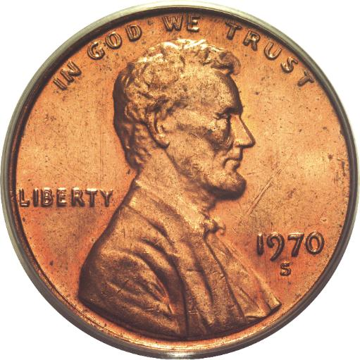 The 1970 S Doubled Die Obverse